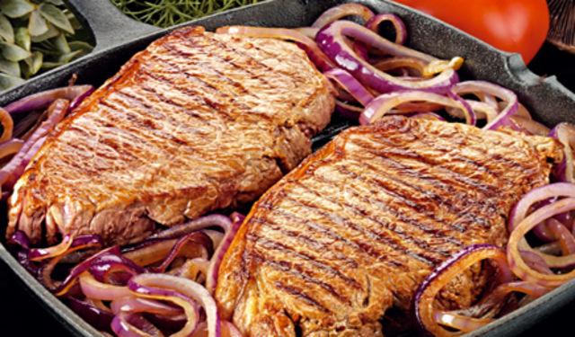 Steaky v cibulové marinádě 1