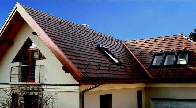 Střešní krytiny Mediterran představují ideální řešení pro každou střechu 1
