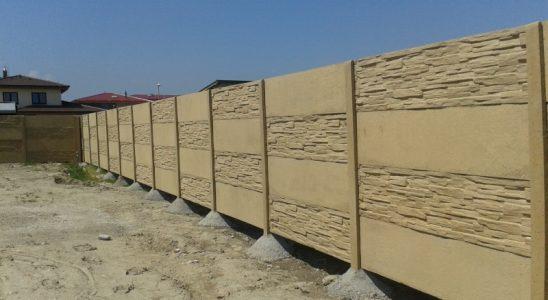 Betonové ploty 12