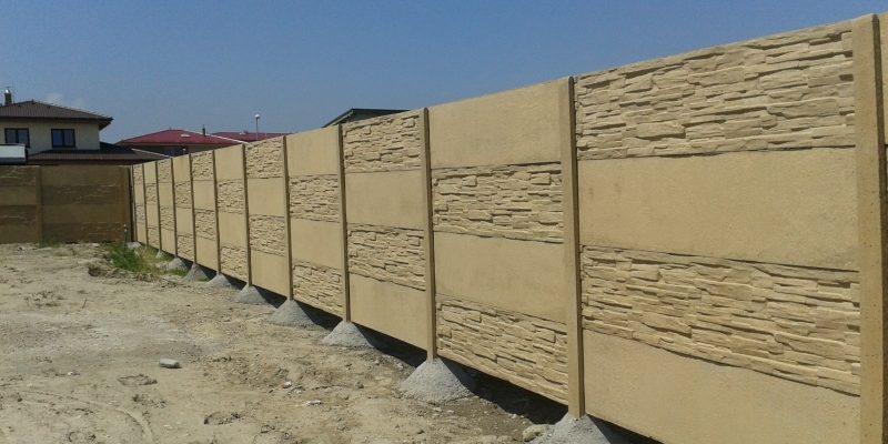 Betonové ploty 1