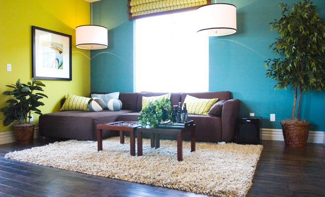 Pokud toužíte po klidném domově, vsaďte na zelenou 1