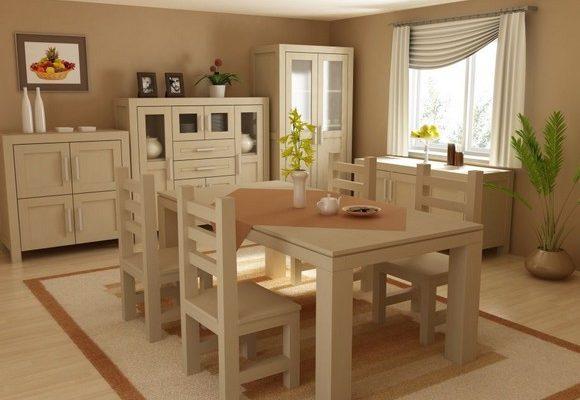 Rustikální nábytek z masivu 1