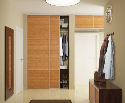 Úložné prostory v malém bytě 1