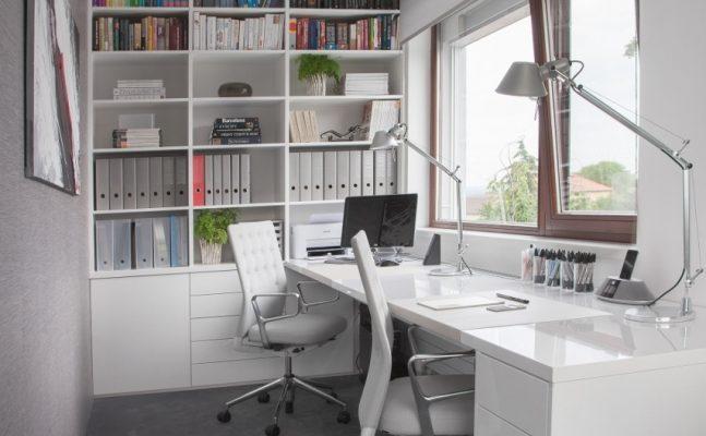 Náš druhý domov - kancelář 1