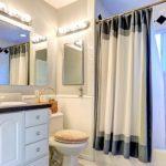 Sprchové závěsy v koupelně jsou opět v módě 2