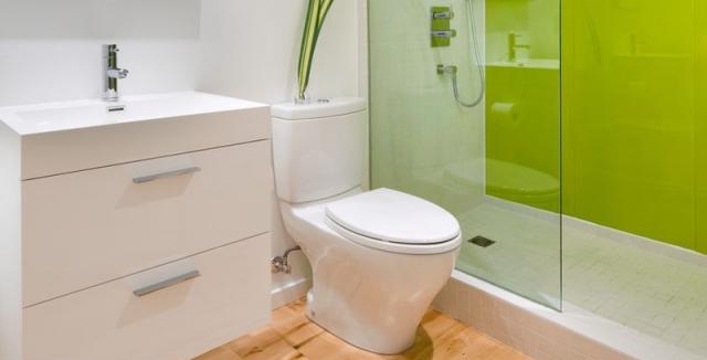 Skvělé triky do malé koupelny 1