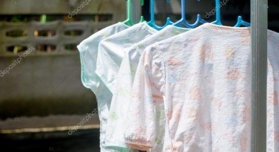 Jak věšet oblečení 4