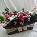 Nejkrásnější vánoční ikebany 2