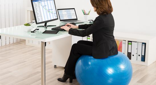 Fit míč do kanceláře 5