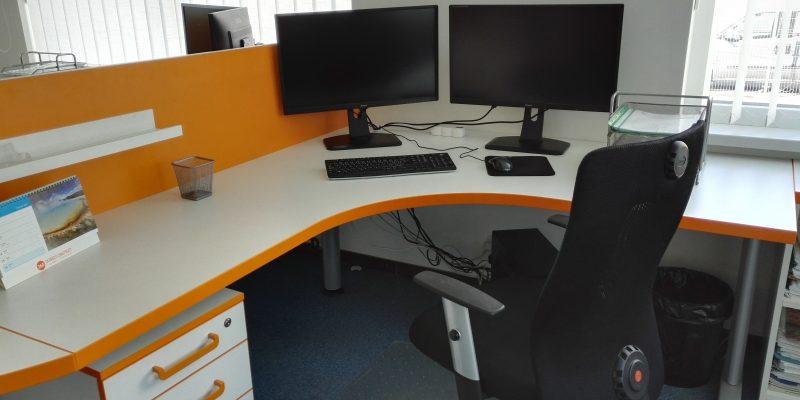 Základní pravidla pro vybavení kanceláře 1
