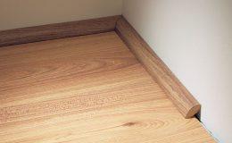 Jak montovat a opravovat podlahové lišty 17
