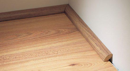 Jak montovat a opravovat podlahové lišty 9