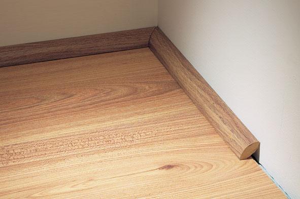 Jak montovat a opravovat podlahové lišty 1