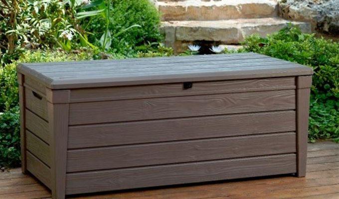 Zahradní úložné boxy 1