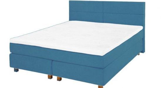 Kontinentální postele a jejich výhody 9