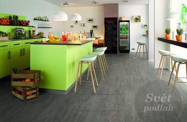 Laminátové podlahy Egger Pro laminát jsou vhodné do bytu i kanceláře 1