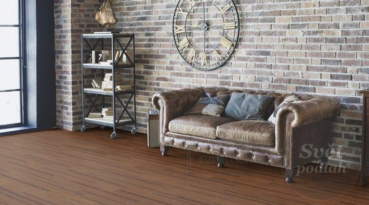 Korkové podlahy jsou komfortní a udrží teplo 1