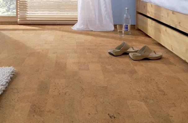 Korkové podlahy jsou komfortní a udrží teplo 3