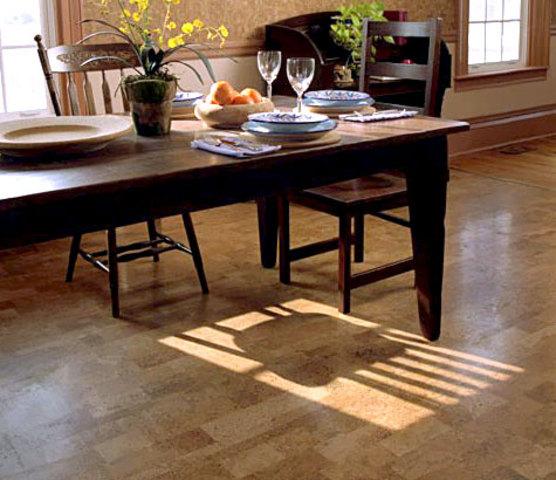 Korkové podlahy jsou komfortní a udrží teplo 2