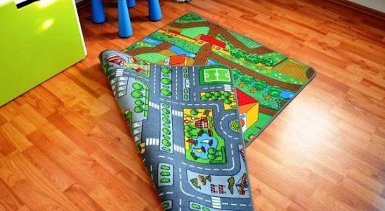 Dětskými koberci zútulníte každý dětský pokojík 3
