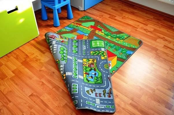 Dětskými koberci zútulníte každý dětský pokojík 1