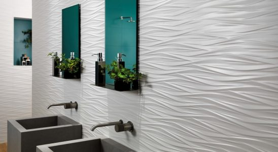 3D obklady - nádech luxusu u vás doma 1